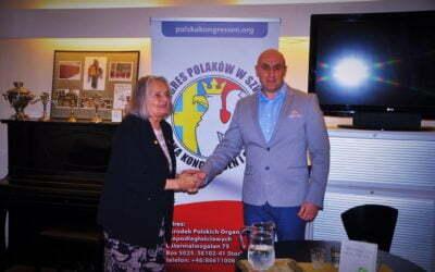 Spotkanie autorskie – Sztokholm, Kongres Polaków w Szwecji